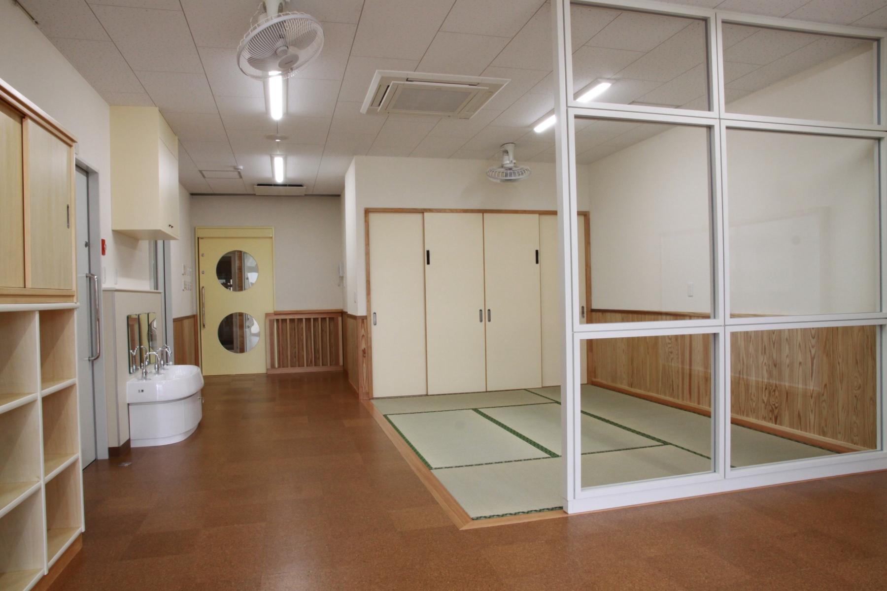 1階 保育室乳児②(0才) B